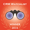 2014 CRM Watchlist Winner