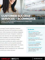 Commerce Success Services