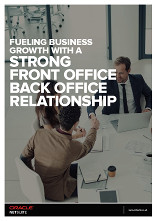 Front Office Back Office Relationship