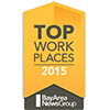 Bay Area News Group Top Workplaces 2015
