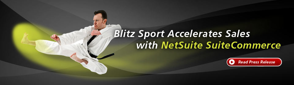 Blitz Sport Accelerates Sales Across Multiple Customer Touchpoints with NetSuite SuiteCommerce