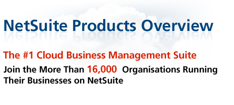 The #1 Cloud Business Management Suite