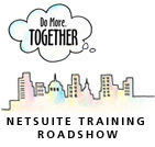 NetSuite Training RoadShow 2012